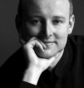 Pianist James Lisney