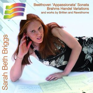 Beethoven's 'Appassionata' Sonata, Brahms Handel Variations and music by Britten and Rawsthorne