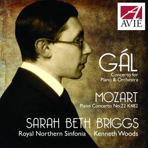 Hans Gál's Piano Concerto & Mozart Concerto in E flat K482