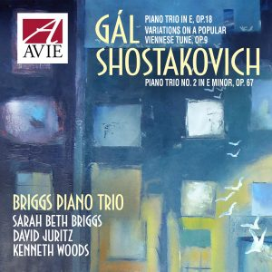 The Briggs Piano Trio play Gál and Shostakovich